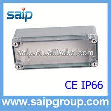ABS/PC electrical distribution box waterproof box IP66 with CE