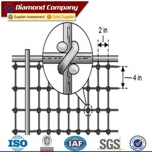 Best Quality Galvanized Guard Field Fence for Sale for Deer, Sheep, Goat, Cattle, Horse