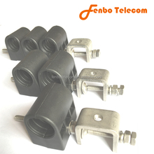 "Feeder clamp for 1/2"" and 7/8"" andrew coax cables"