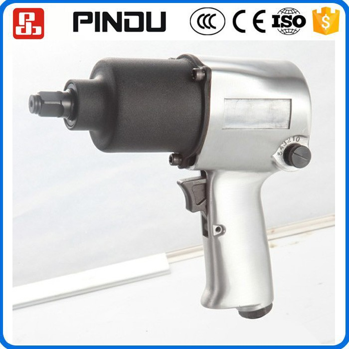 550N-m Twin hammer cordless pneumatic impact wrench 1/2