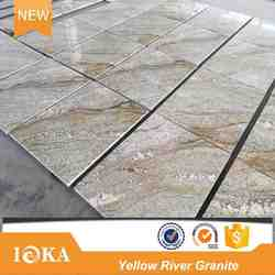Yellow River Granite Tiles China Yellow Granite