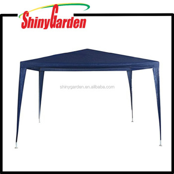 Outdoor Garden 3x3m folding gazebo,economic aluminum frame tube size