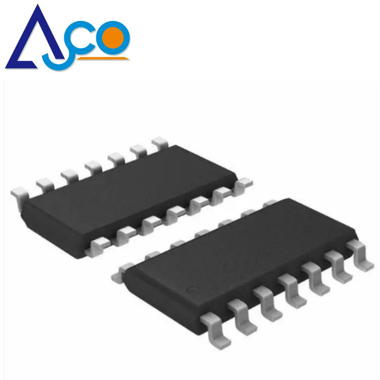 Amplifier IC LM324DR2G integrated circuits for medical instruments