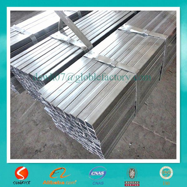 40x40 weight ms square galvaized steel pipes/tubes
