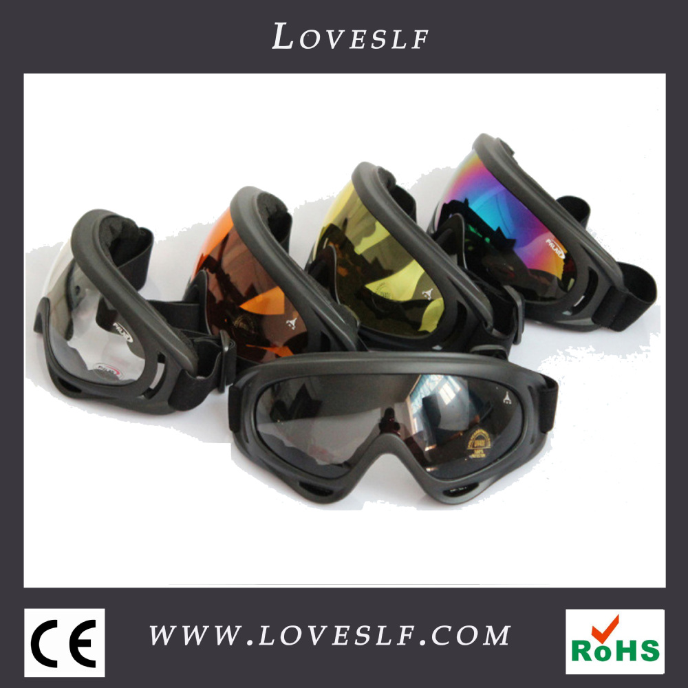 2015 Loveslf Best Sellers Protective military windproof tactical glasses