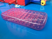 Newest model Inflatable Water Bed/Floating Inflatable Mat/PVC Inflatable Bed