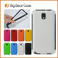 With screen protector case for samsung galaxy note 3 iii n9000 n9005