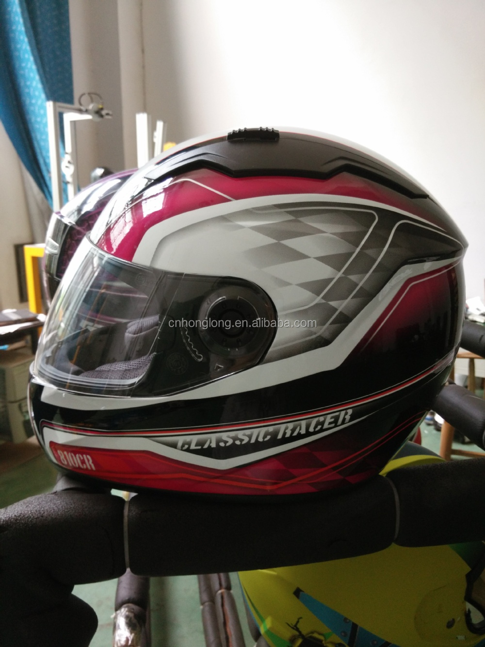 2016 new ABS cheap motorbike helmet with ECE DOT approval for sale