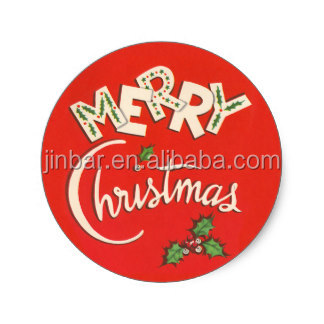 High Quality Christmas Wall Stickers Decoration Supplier