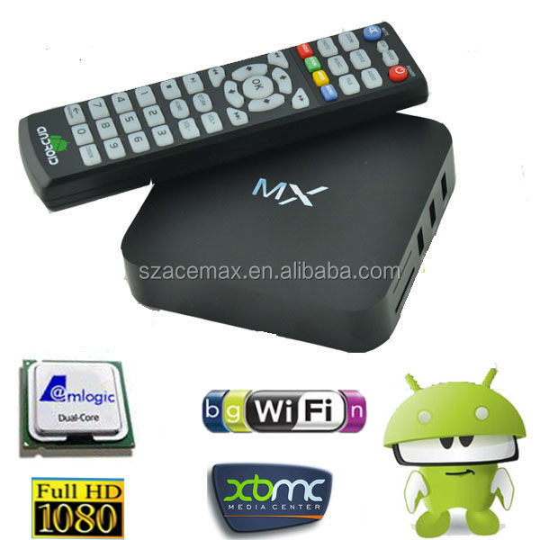 Fully loaded navi-x.xbmc android xbmc tv box IPTV 18 Pro