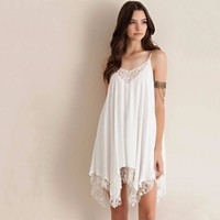 2015 hot summer one piece slip latest casual dress designs
