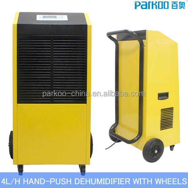 Newest Air Purifier Hand Push Dehumidifier for Industrial with UL Certificate