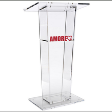 DDL-0046 Trade Assurance Hot Sales Acrylic Pulpits