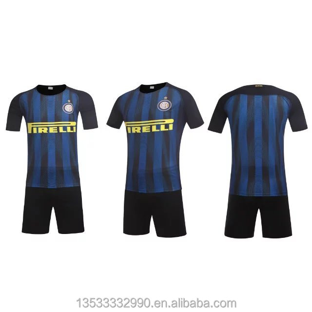 New blank soccer jersey original customize personal football uniforms good polyester dri fit soccer uniforms cheap