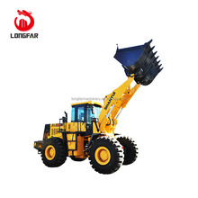 Cheap price Shantui 6 ton 3.5m3 SL60W Wheel Loader
