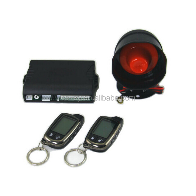two way car backup alarm car alarm security system