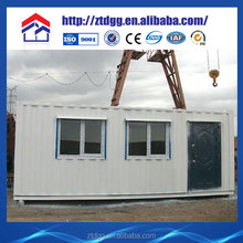 Modified convenient low cost portable house from China manufacturer