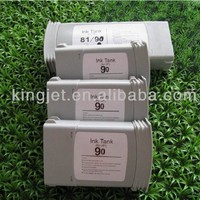 Kingjet strongly recommend compatible ink cartridge for HP 90 with HP Designjet 4000 5000