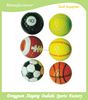Personalized Sports Golf Balls with soccer pattern