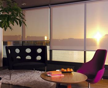 Hot-Selling Luxury Quality mototized and manual sheer shades blinds
