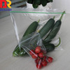 LDPE freezer clear a5 zip lock bag
