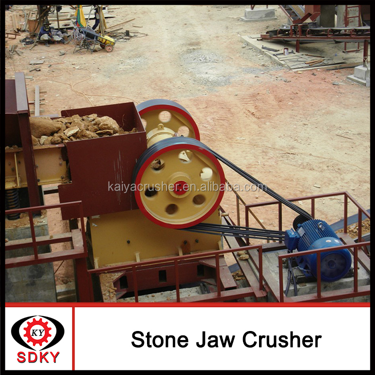 Hot lab jaw crushe for quartzite Simple structure jaw crusher spare parts easy maintenance jaw crusher
