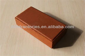 red clay chimney brick