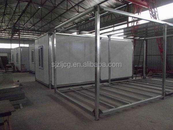 Mobile Home Manufacturers Sandwich Panel Container Cabin