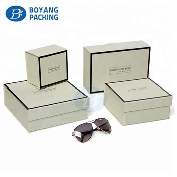 Guangdong factory custom design luxury clothing packaging box