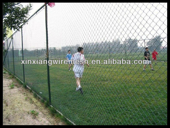 2015 chain link fence for baseball fields /sports ground