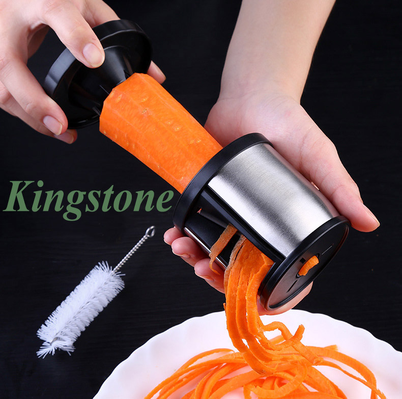 Kitchen accessory trend 2017 Amazon new gadgets handheld vegetable spiralizer