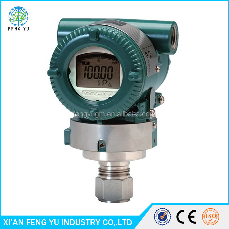 EJX510A and EJX530A Smart Absolute and Gauge Pressure Transmitter