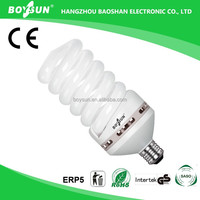 Long Lifetime Energy Saving 45W 65W 85W 105W Full Spiral Fluorescent Lamp