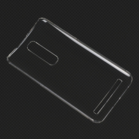 Stryfer Back Skin Case Plastic clear Hard Phone Case For Asus Zenfone 2/3/4/c
