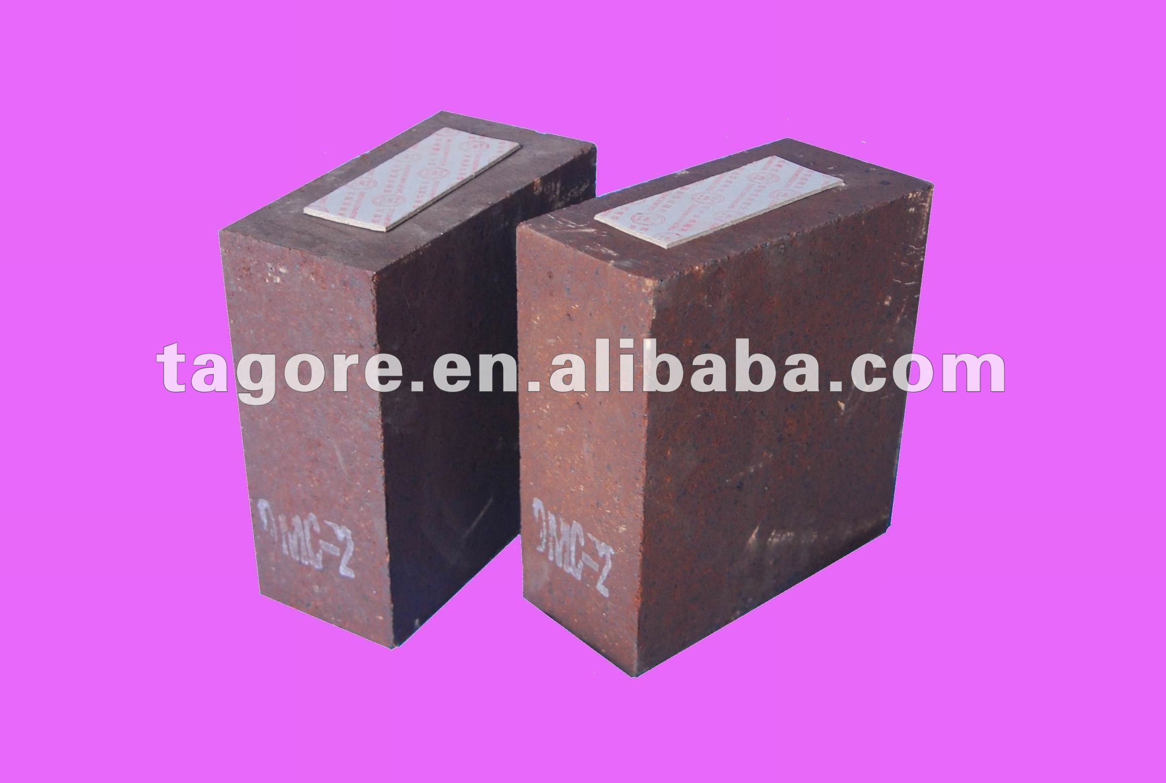 direct bonded magnesia chrome refractory brick with competitive price
