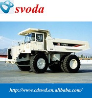China supply 45~50 ton dump truck terex TR50