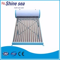 Top Quality super heat pipe hot water home solar system