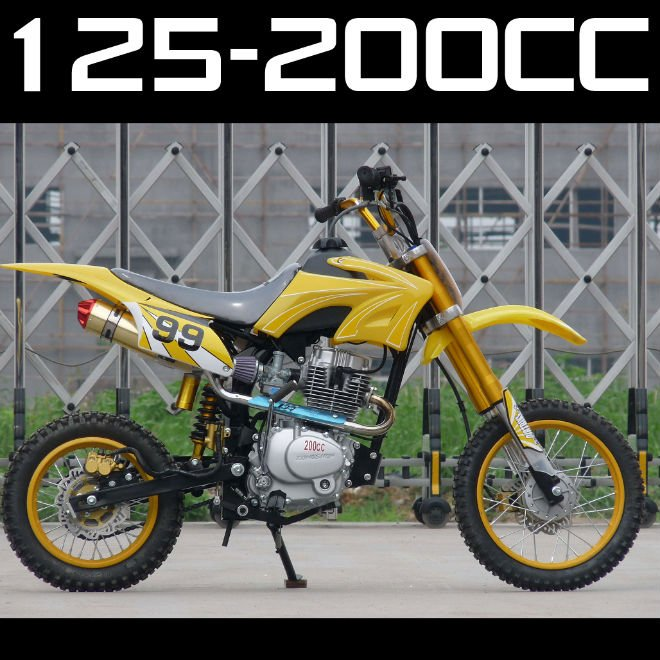 150 Dirt bike with ZONGSHEN engine