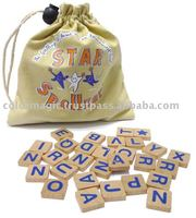 Star Spellzer Spelling Tile Game