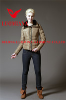 Sample women winter jacket china wholesale market