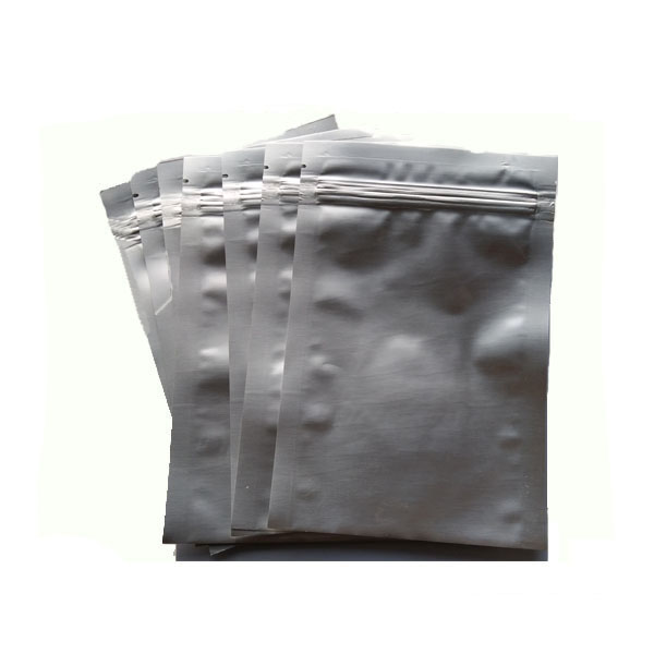 Laminated multiple layer plastic aluminum foil bag with long shelf life