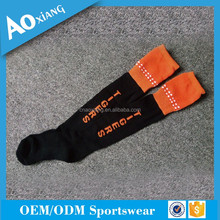Breathable ankle fuzzy socks with your own knitted logo wholesale