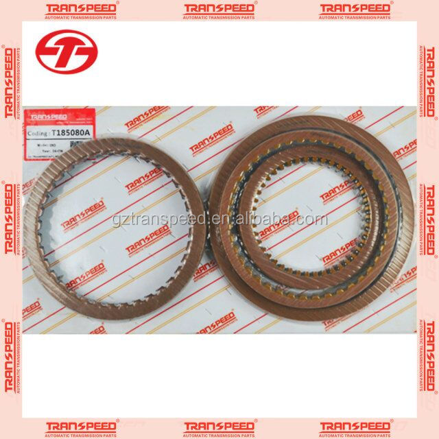 Transpeed Automatic Transmission Gearbox TR60-SN 09D repair friction plate kit clutch kit