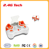 rc quadcopter intruder ufo with 2.4G 360 degree flips and tricks function