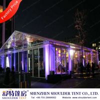 Used container tent for rental