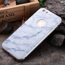 2015 Newest Real Marble Stone Product Nature Eco-friendly Phone Case for iPhone 6 plus Hand Made Ultra Thin Marble Cover