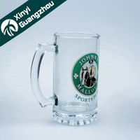 Wholesale beer mug/beer glass cup/16oz Beer Steins