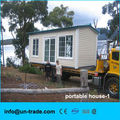 low cost prefab vacational house
