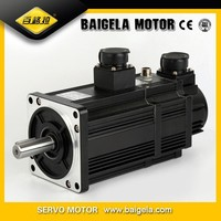 Baigela high torque electric ac servo motor 220v