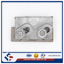 9220 railway steel rail for DIN 536 A100/A120